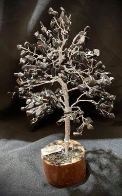 Black Onyx Gem Tree