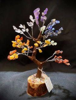 Chakra Gem Tree