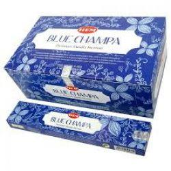 HEM Masala BLUE CHAMPA Incense