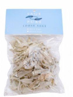 Sage Pure Loose Leaf WHITE SAGE 30g USA