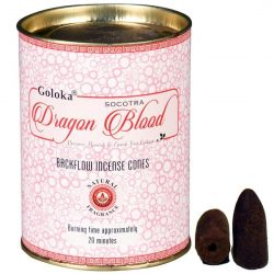GOLOKA BACKFLOW – DRAGON BLOOD INCENSE CONES