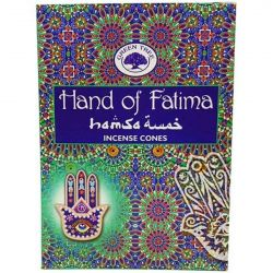 GREEN TREE CONES – HANDS OF FATIMA