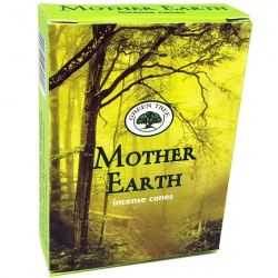 GREEN TREE CONES – MOTHER EARTH