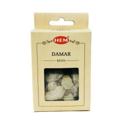 HEM Incense Resin DAMAR 30g Single Packet