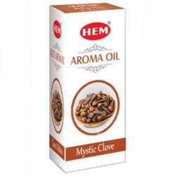 HEM FRAGRANT OIL – CLOVE 10ML