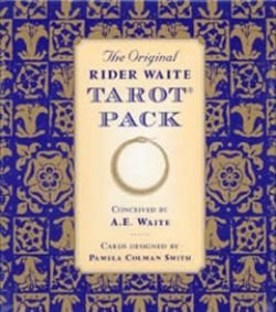 Original Rider-Waite Tarot Set