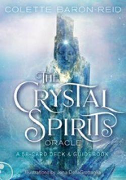 Crystals Spirits Oracle Deck
