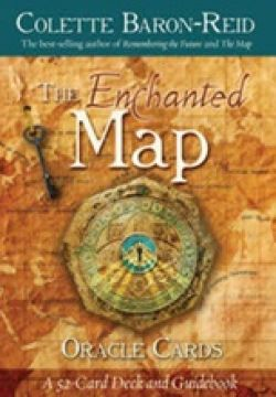 ENCHANTED MAP ORACLE CARDS
