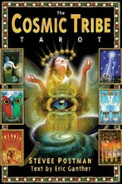 Cosmic Tribe Tarot Set