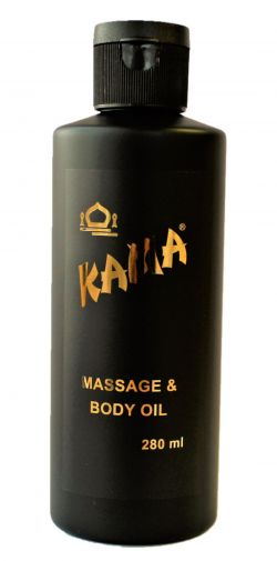 Kama Massage & Body Oil 280mls