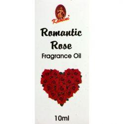 Kamini Burner Oil ROMANTIC ROSE 10ml single bottle