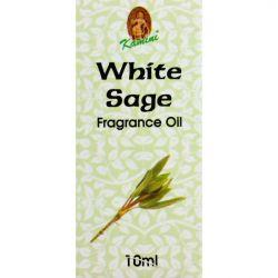 Kamini Burner Oil WHITE SAGE 10ml single bottle