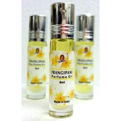 Kamini Perfume Oil FRANGIPANI 8ml Single Bottle