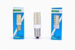 Selenite LED Coloured Light Bulb GREEN