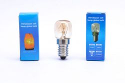 Salt Lamp Light Bulbs – CLEAR 15 Watt – 240 Volts