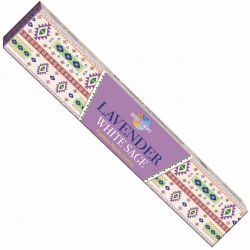 SACRED ELEMENTS LAVENDER WHITE SAGE INCENSE