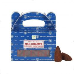 Satya Cones Backflow NAG CHAMPA