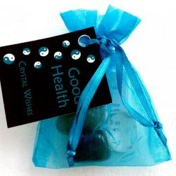 Crystal Wish Bag GOOD HEALTH