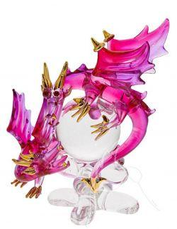 Dragon & Baby - Purple/Pink