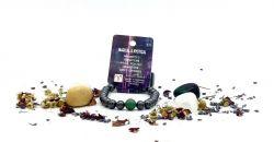 Magnetic Hematite Zodiac Bracelet - ARIES