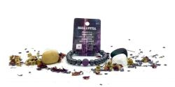 Magnetic Hematite Zodiac Bracelet - PISCES