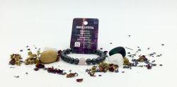 Magnetic Hematite Zodiac Bracelet - TAURUS