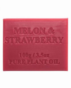 MELON AND STRAWBERRY 100G