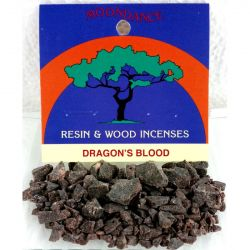 Resins Dragons Blood Pieces 10g Packet