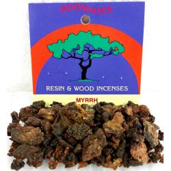 Resins Myrrh Granules 25g Packet