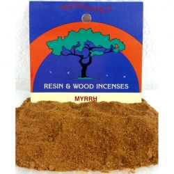 Resins Myrrh Powder 25g Packet