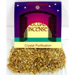 Ritual Incense Mix CRYSTAL PURIFICATION 20g packet