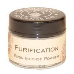 Purification Incense Powder-20gm Glass Jar