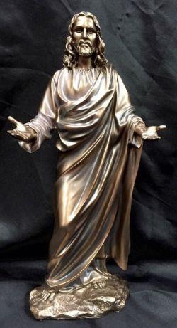 JESUS CHRIST Statue 28cm Tall