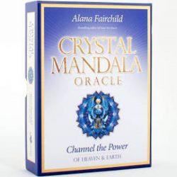 Crystal Mandala Oracle Set